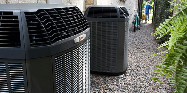 Residential Central AC Installation